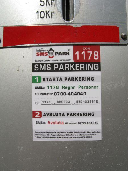 ama, parkering