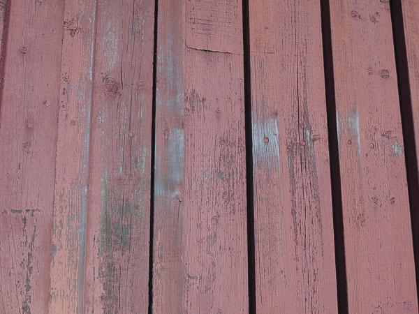 fasad, falu rödfärg